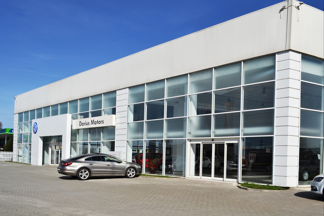 Darius Motors