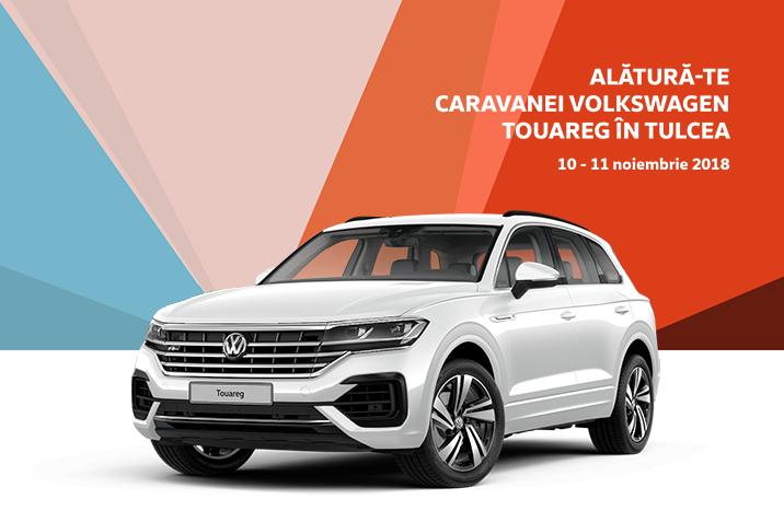 Caravana Volkswagen
