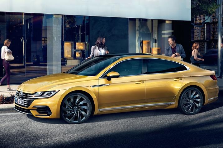 Forma urmează fascinația. Noul Volkswagen Arteon