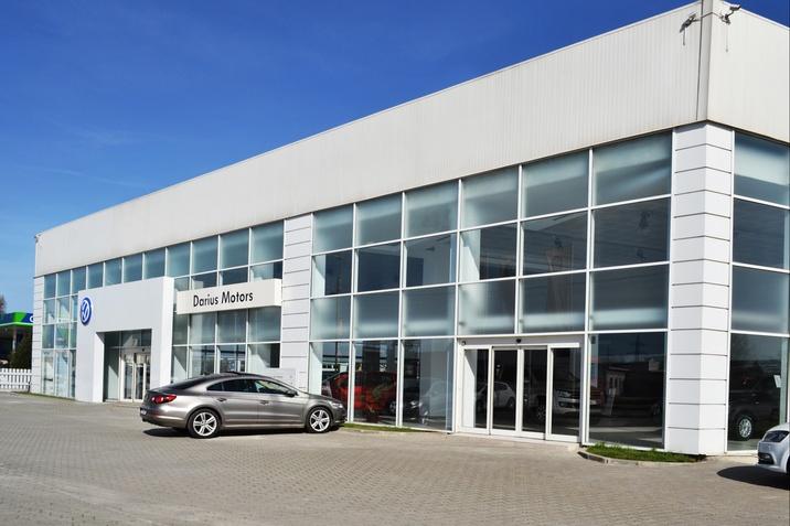 Noul showroom Volkswagen