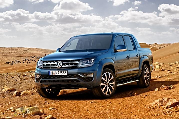 Volkswagen Amarok- un plus de putere