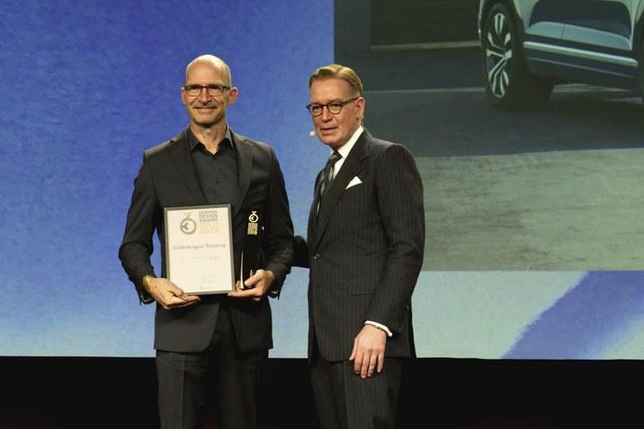 Premiu VW Touareg